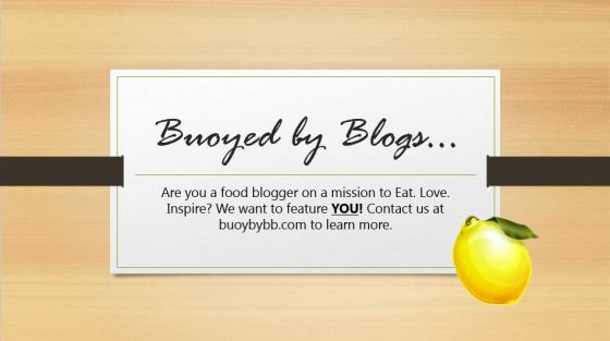 buoyed by blogs