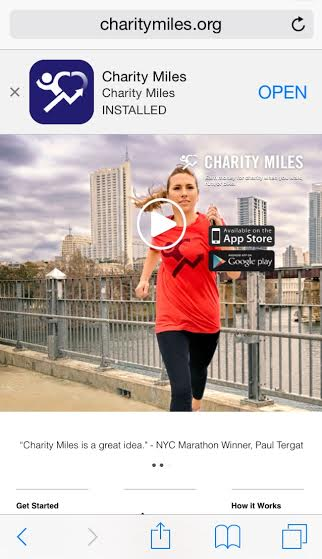 Charity Miles 2